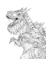 Tyrantrum - Colorless