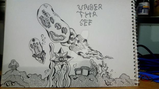 Under Tha See by AbstractLewis