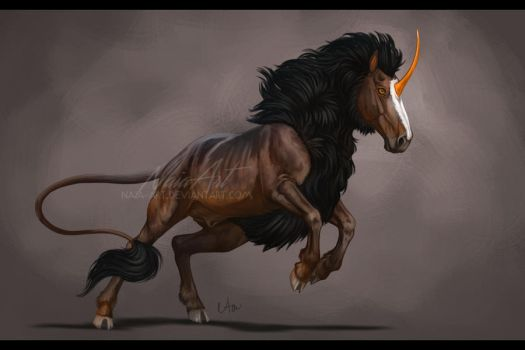 -= Com: Horsey =- by Naia-Art