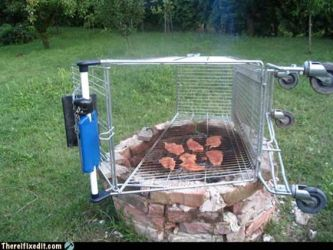 how real men BBQ by susie90210
