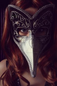 Masked. by away-with-the-fae