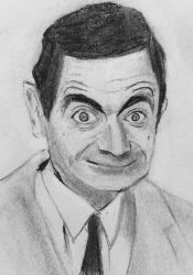Mr. Bean by CaptainEdwardTeague