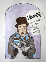 HOLMES! by post-hummus