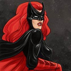 Daily Sketches Batwoman by fedde