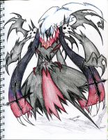 Darkrai new form