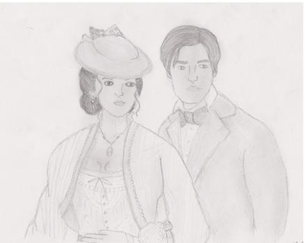 Katherine and Stefan 1x6 by LizzieR97