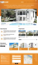 Paper Company Website by snmsnl