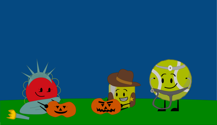 BFDI Tournament Round 1 Activity 1 by objectshowfan543