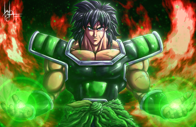 Broly by SirWolfgang