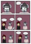 Badvibe page 66: idle chit chat by DrJoshfox