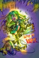 Love is WAR by zilchat