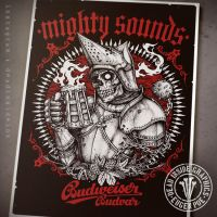 Mighty Beery Knight by DeadInsideGraphics