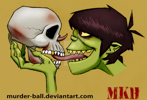 Murdoc by Murder-Ball