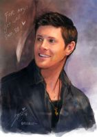 Dean Winchester for AMY by Brilcrist