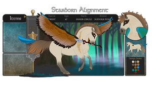 SA | Drest | Vagabonds | Freedom's Flight by arcanaequus