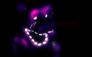 (C4D)Shadow Freddy by SpringBonnieNotTrap
