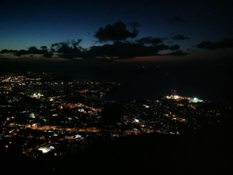 Cassis at night by carrotmadman6