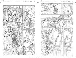 Amazing Spider Man 606 p6-7 by nselma