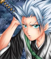 Bleach: Hitsugaya by Eranthe