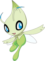 Celebi by pokesafari