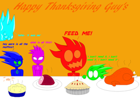 Happy Thanksgiving Guy's 2017 by LuckyEmerald269