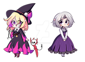 [CLOSED] Adoptables 12!! by IkkiIirie01