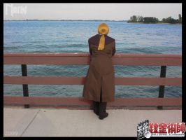 Waiting for You :Edward Elric: by LauNachtyr