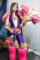 Armor of the fifth age Taric by Andivicosplay