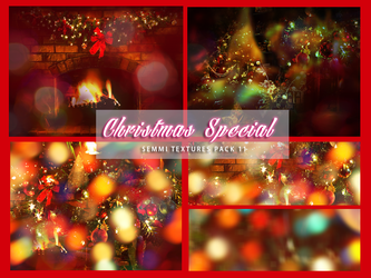 Semmi Textures Christmas Pack 11 by SemmiYIn