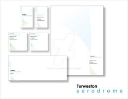 Turweston Aerodrome Identity by RisingsunDesigns
