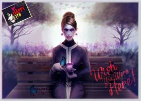 We Happy Few Postcard Contest Entry by Julesllilac