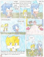 SoniComical Page 16 by ChaosComposer