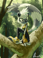 Tangle by Osmenn