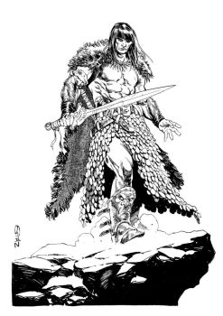 Conan by StazJohnson