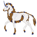 N3303 Padro Foal Design by casinuba