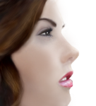Face study- Sandy by pinkminx09