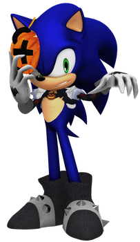 Halloween Sonic the Hedgehog by JaysonJeanChannel
