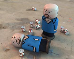 Gino 3d by mox3d