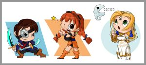 Day 13: Skies of Arcadia by Coffee-Shakes
