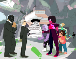 Steven Universe: We're in Charge Now by origami-guru
