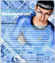 Spock it Up Journal Skin by mylochka