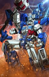 Ultra Magnus by 1314