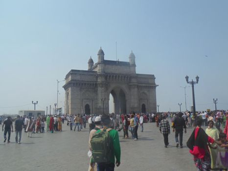 Gateway to India by ChapterAquila92