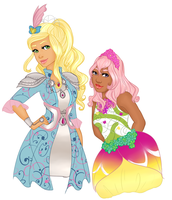 Collab || EAH Dress Up by GlitteredWing