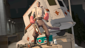 Badass Medic by Hellhounds04