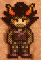 Gamzee Bead Bard by Blackshadowbutterfly