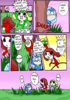 KGD : Dear Diary Pg 4 by cgaussie