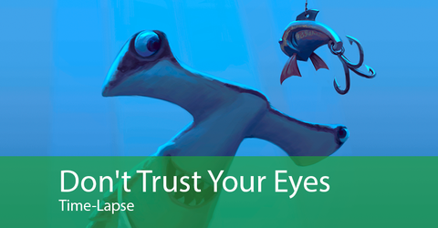 Dont Trust Your Eyes (Preview) by Cannibalus