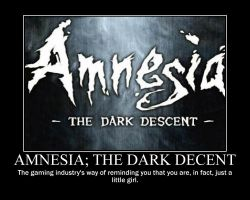 Amnesia: the dark decent by noisette-manga