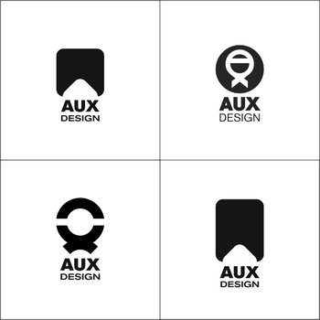 AUX - Logo Concepts by Bionear